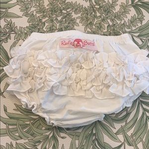 Ruffle Butts infant diaper cover